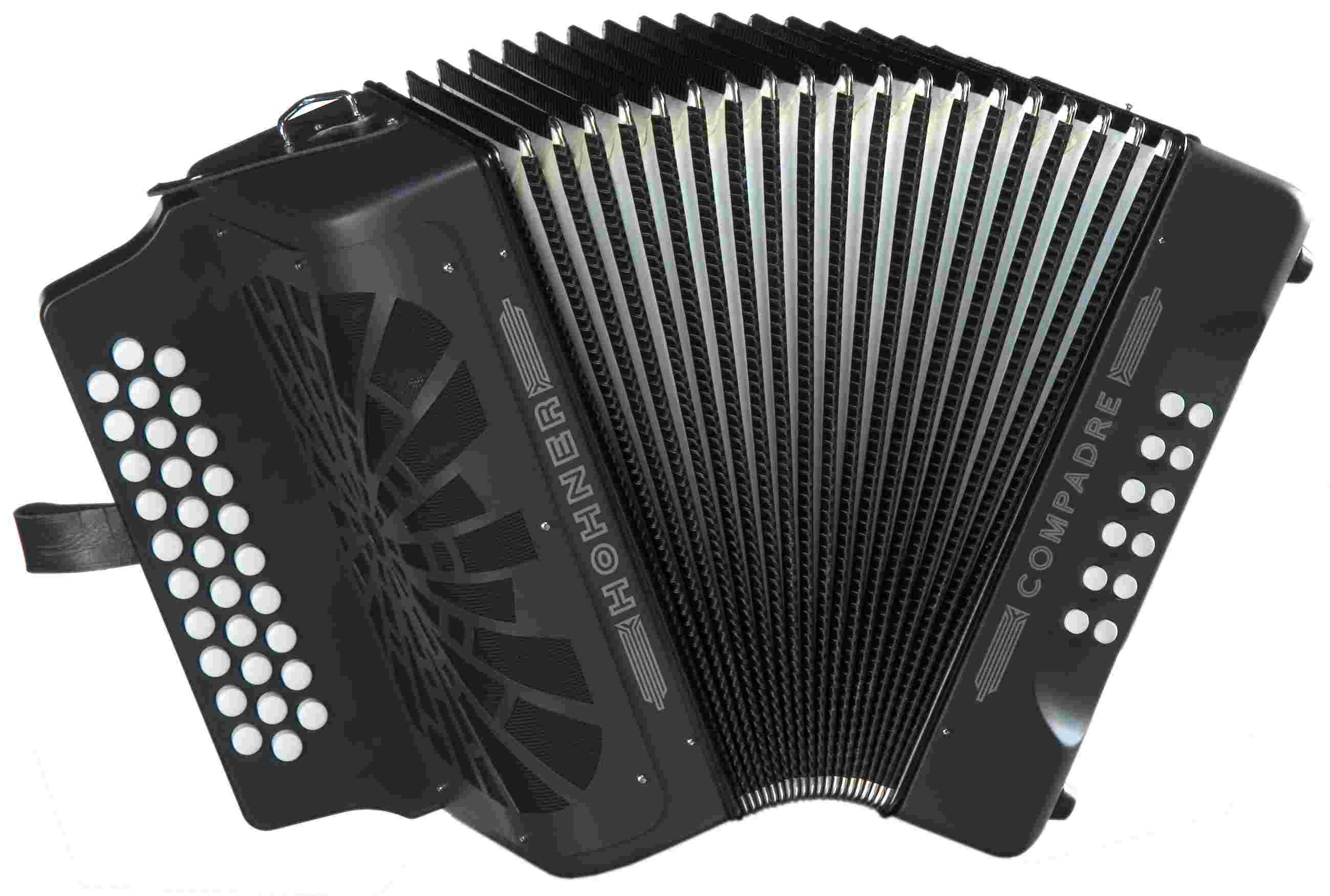 Accordion Repair Supplies http://www.cassellsmusic.com/products/Hohner-Compadre-Diatonic-Button-Accordion-150586.html