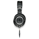 Audio Technica ATH-M50x Professional Monitor Headphones Black (ATH-M50x)