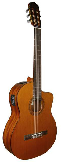 Cordoba C5-CE Classical Electric Guitar (C5-CE)