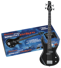Ibanez IJMB15 Short Scale Electric Bass Package (IJMB15BK)