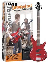 Ibanez Electric Bass IJXB190 PACK (IJXB190TR)