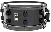 "Mapex 13"" x 6"" Black Panther Series Black Laquer Snare (BPML3600BTB)"