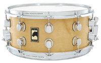 "Mapex 14"" x 6.5"" Natural Maple Black Panther Series Snare (BPML4650CNL)"