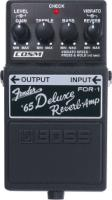 Boss FDR-1: Fender '65 Deluxe Reverb Effects Pedal (FDR-1)