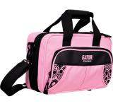 Gator Rigid EPS Foam Lightweight Case for Clarinet; Pink Exterior (GL-CLAR-PINK-A)