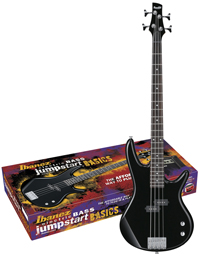 Ibanez Electric Bass IJSB90 PACK (IJSB90BK)