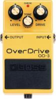 Boss OD-3: OverDrive Effects Pedal (OD-3)